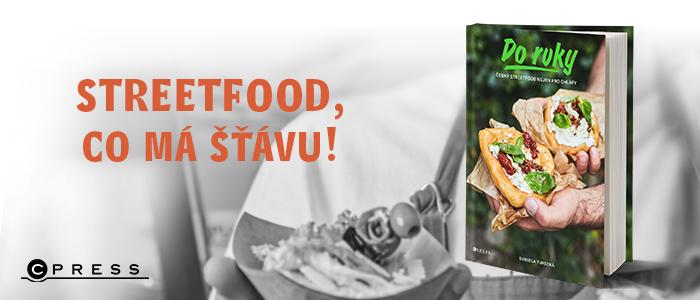 Český streetfood nejen pro chlapy